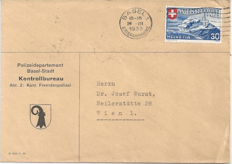 Österreich im III. Reich (Ostmark) Belege - Seite 4 Bild_134