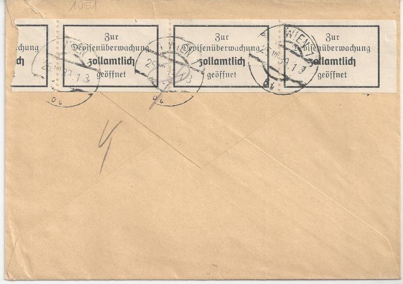 Österreich im III. Reich (Ostmark) Belege - Seite 4 Bild_135