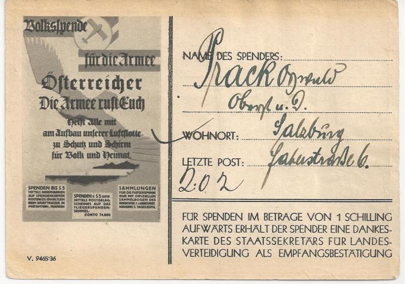 Österreich 1925 - 1938 Bild_136