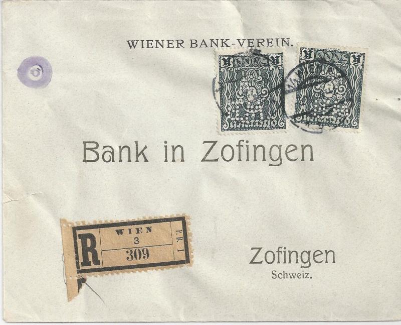 Briefe / Poststücke österreichischer Banken - Seite 2 Bild_137