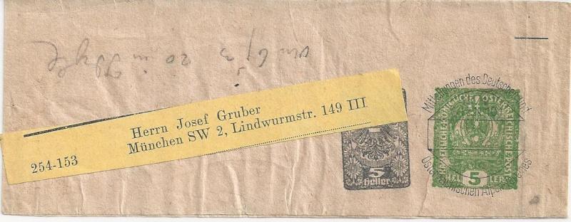 Inflation in Österreich - Belege - 1918 bis 1925 - Seite 3 Bild_140