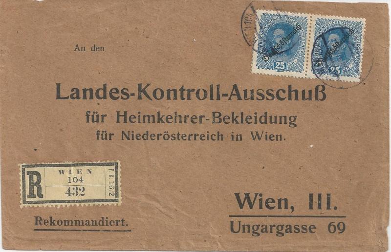 Inflation in Österreich - Belege - 1918 bis 1925 - Seite 3 Bild_143
