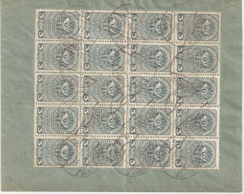 Inflation in Österreich - Belege - 1918 bis 1925 - Seite 3 Bild_146