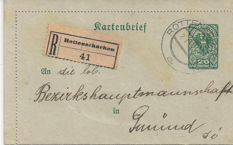 Inflation in Österreich - Belege - 1918 bis 1925 - Seite 3 Bild_150