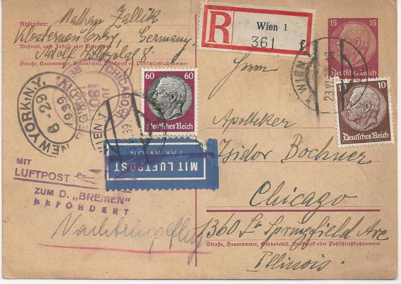 Deutsches Reich April 1933 bis 1945 - Drittes Reich - Seite 3 Bild_212
