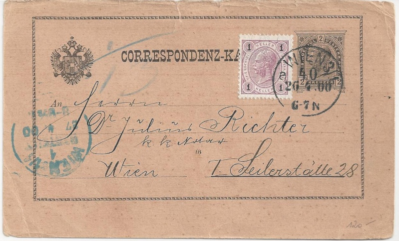 Freimarkenausgabe 1899 Bild_216