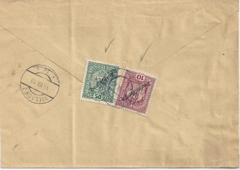 Inflation in Österreich - Belege - 1918 bis 1925 - Seite 2 Bild_222