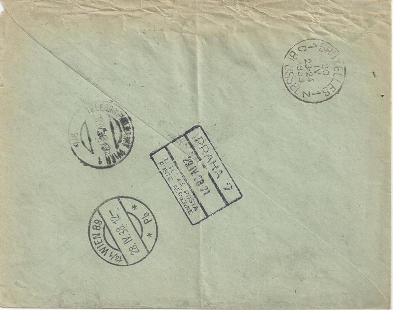 Österreich im III. Reich (Ostmark) Belege - Seite 2 Bild_235