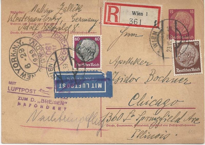 Österreich im III. Reich (Ostmark) Belege - Seite 2 Bild_247