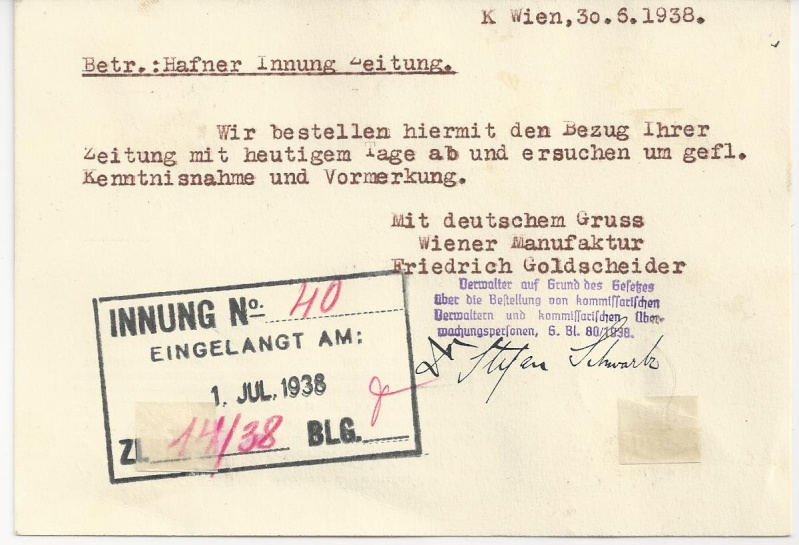Österreich im III. Reich (Ostmark) Belege - Seite 3 Bild_249