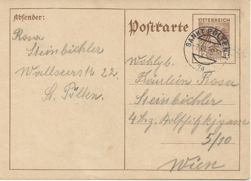 Österreich im III. Reich (Ostmark) Belege - Seite 3 Bild_251