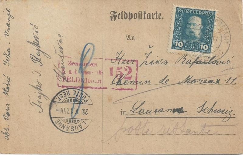 1914 - 1918   Der Untergang der K.u.K. Monarchie - Seite 2 Bild_253