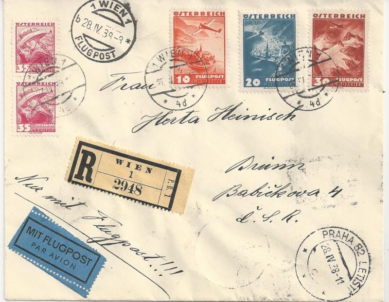 Österreich im III. Reich (Ostmark) Belege - Seite 3 Bild_262