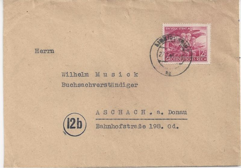 Österreich im III. Reich (Ostmark) Belege - Seite 3 Bild_265