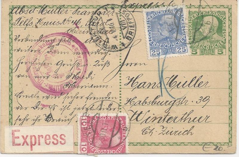 1914 - 1918   Der Untergang der K.u.K. Monarchie - Seite 2 Bild_268