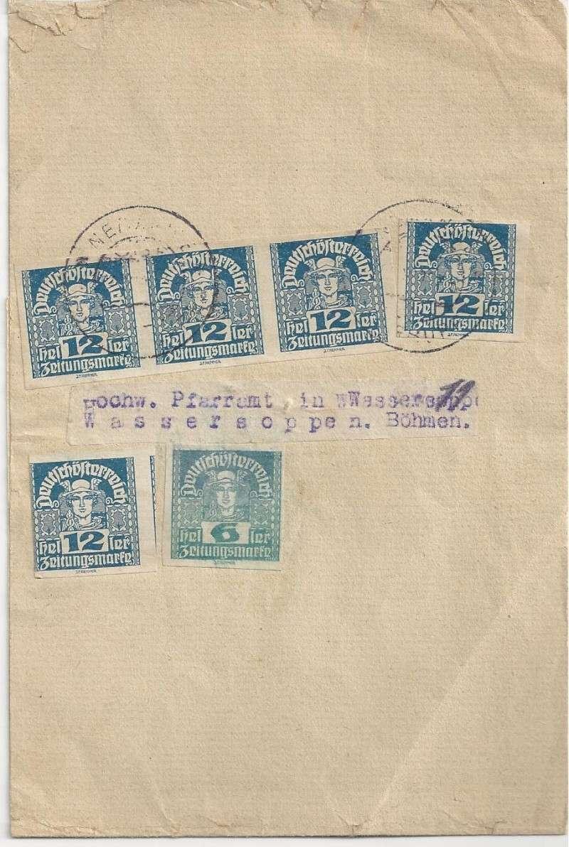 Inflation in Österreich - Belege - 1918 bis 1925 - Seite 2 Bild_269