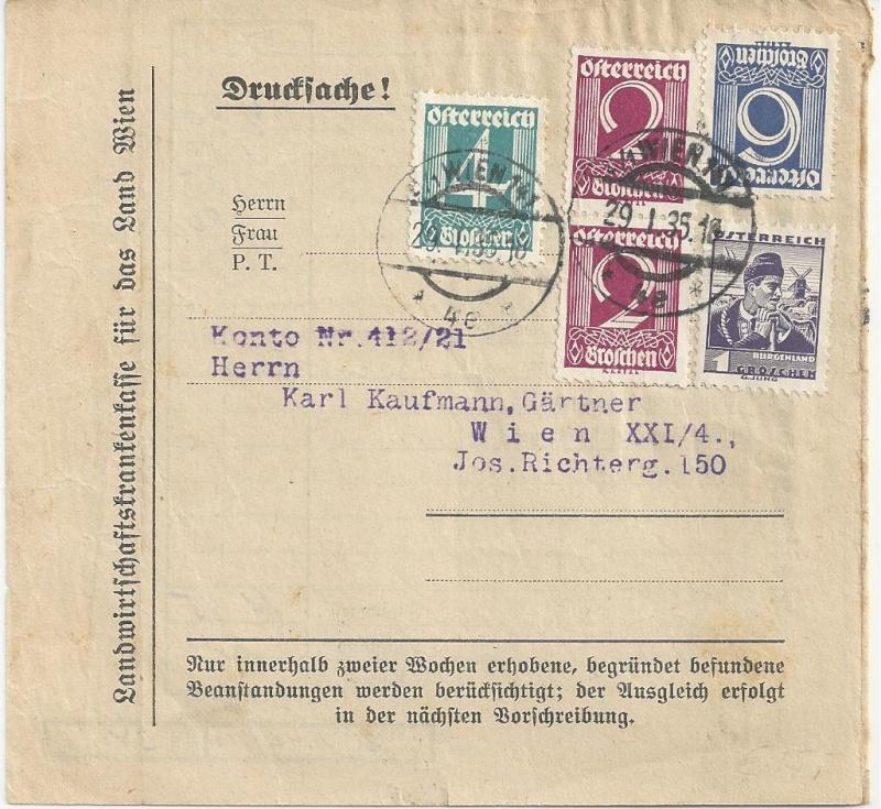 Österreich 1925 - 1938 Bild_270