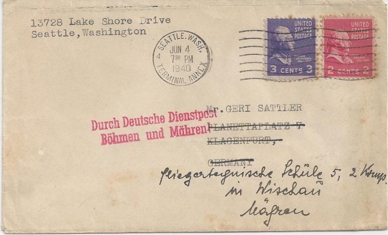 Österreich im III. Reich (Ostmark) Belege - Seite 4 Bild_278
