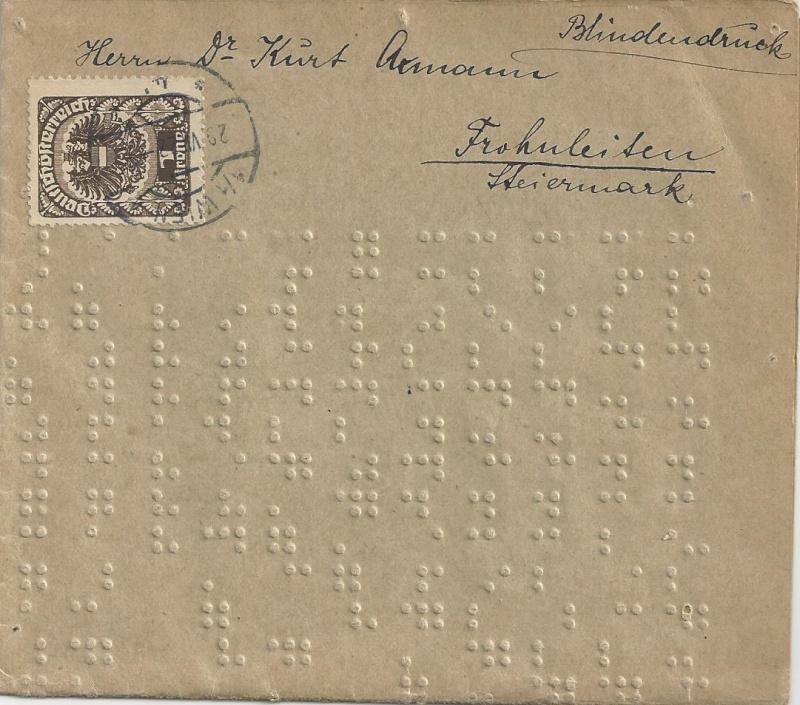 Inflation in Österreich - Belege - 1918 bis 1925 - Seite 2 Bild_280
