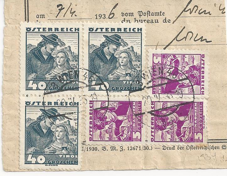Österreich 1925 - 1938 Bild_284