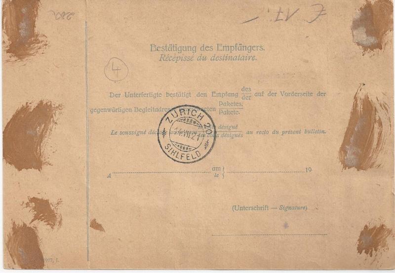 Inflation in Österreich - Belege - 1918 bis 1925 - Seite 5 Bild_285