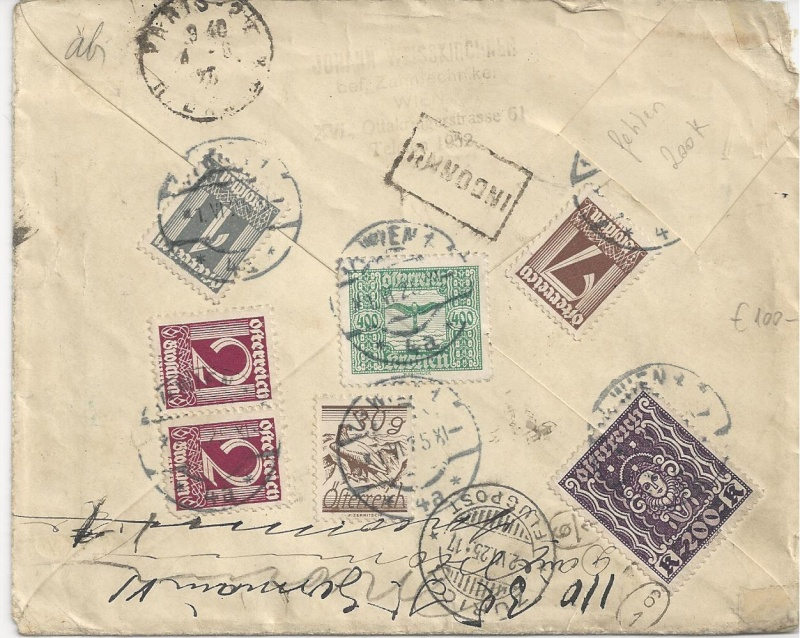 Österreich 1925 - 1938 Bild_286