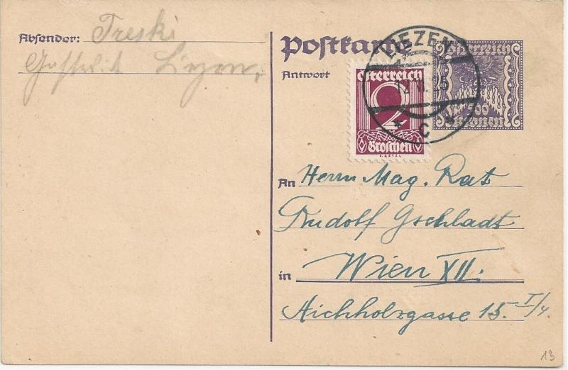 Österreich 1925 - 1938 Bild_287