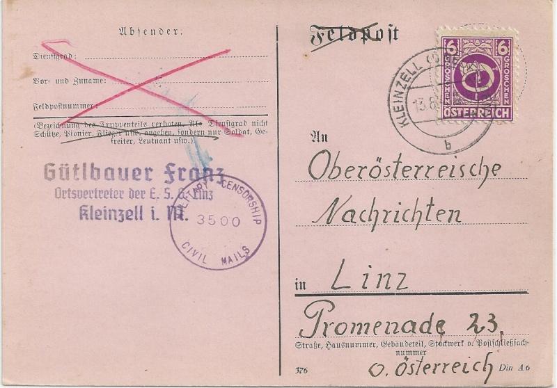 """""""Österreich im Juni 1945"""" Bild_312"""