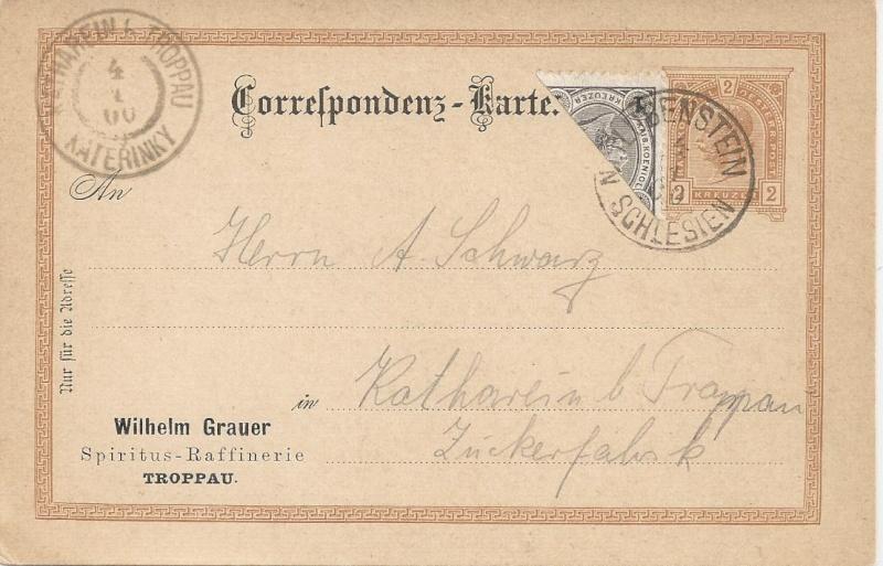 Freimarkenausgabe 1899 Bild_314