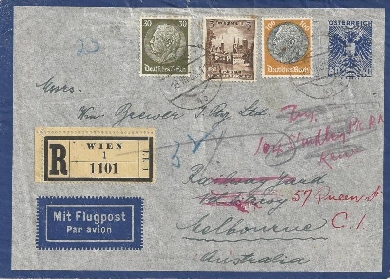 Österreich im III. Reich (Ostmark) Belege - Seite 3 Bild_344