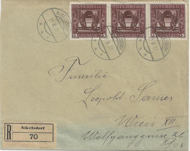 Österreich 1925 - 1938 Bild_359