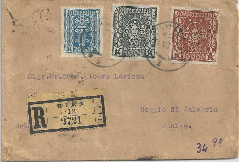 Inflation in Österreich - Belege - 1918 bis 1925 - Seite 2 Bild_366