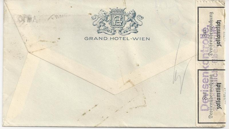 Österreich im III. Reich (Ostmark) Belege - Seite 4 Bild_367