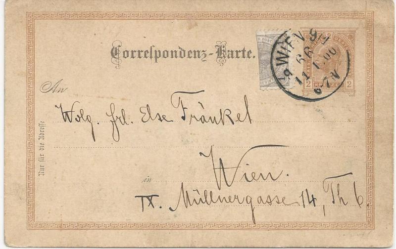 Freimarkenausgabe 1899 Bild_414