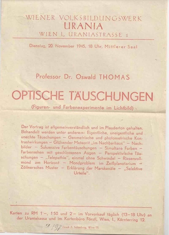 Deutsches Reich - Belege aus November 1945 Bild_421