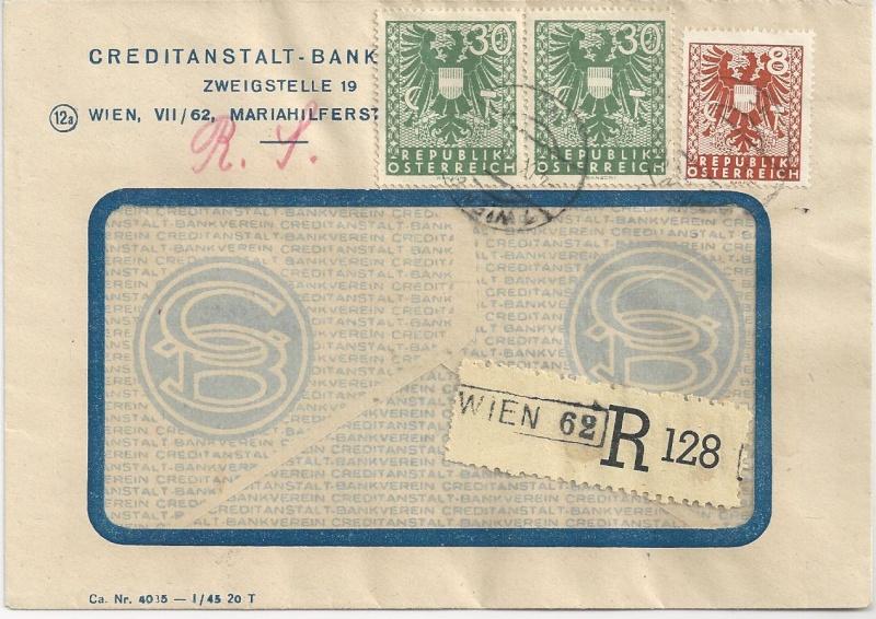Deutsches Reich - Belege aus September 1945 Bild_424