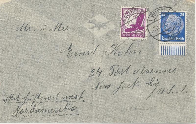 Österreich im III. Reich (Ostmark) Belege - Seite 2 Bild_436