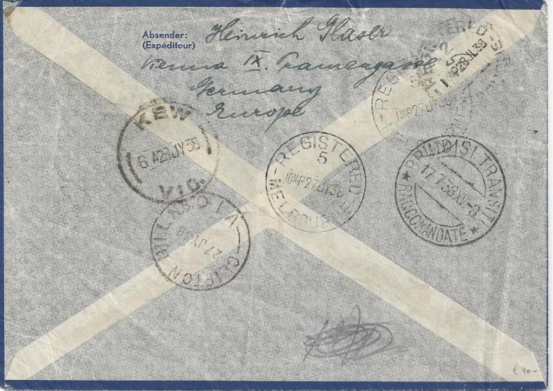 Österreich im III. Reich (Ostmark) Belege - Seite 3 Bild_439