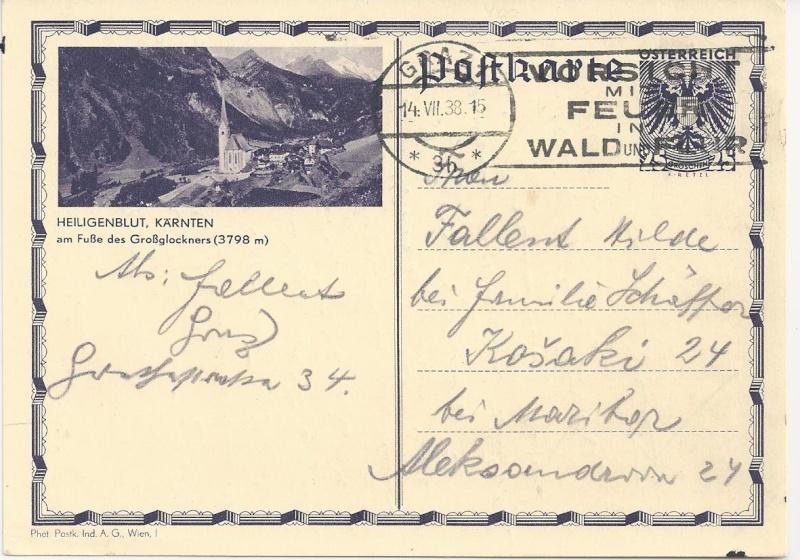 Österreich im III. Reich (Ostmark) Belege - Seite 3 Bild_441