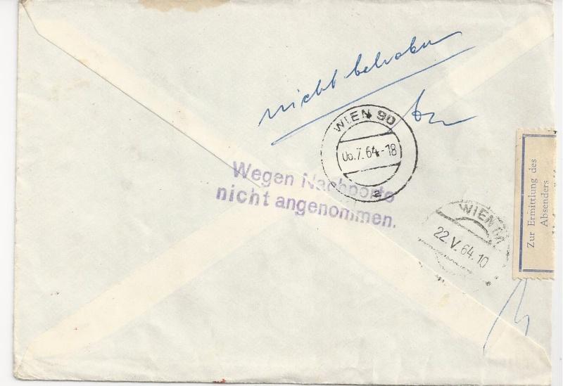 Verwendung von Portomarken in Österreich Bild_442