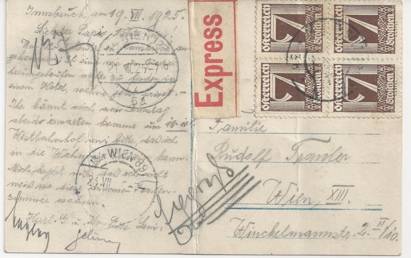 Österreich 1925 - 1938 Bild_451