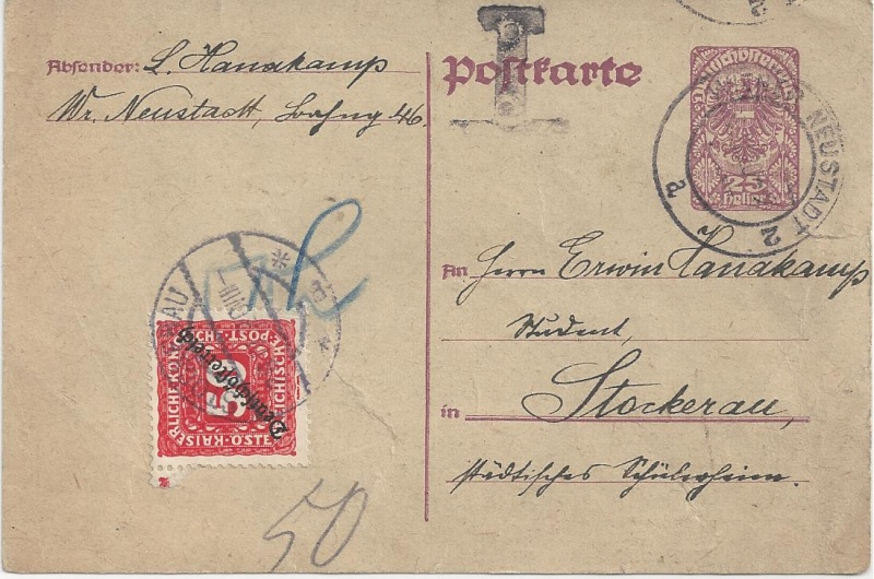 Inflation in Österreich - Belege - 1918 bis 1925 - Seite 2 Bild_455