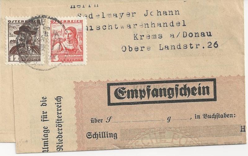 Österreich 1925 - 1938 Bild_456