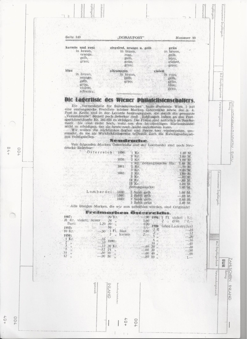 Österreich im III. Reich (Ostmark) Belege - Seite 4 Bild_458