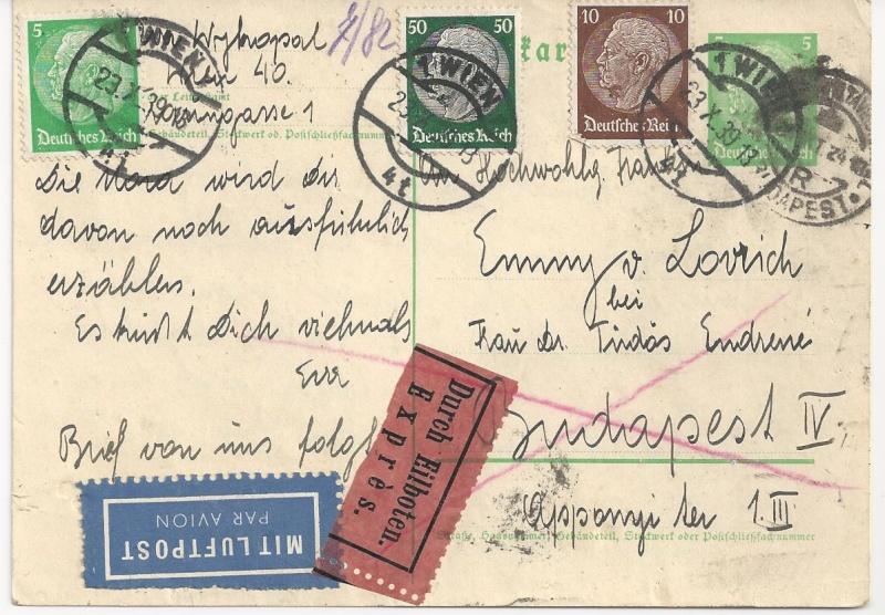 Österreich im III. Reich (Ostmark) Belege - Seite 4 Bild_462
