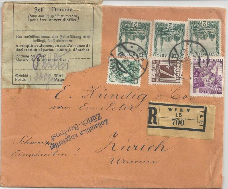 Österreich 1925 - 1938 Bild_465