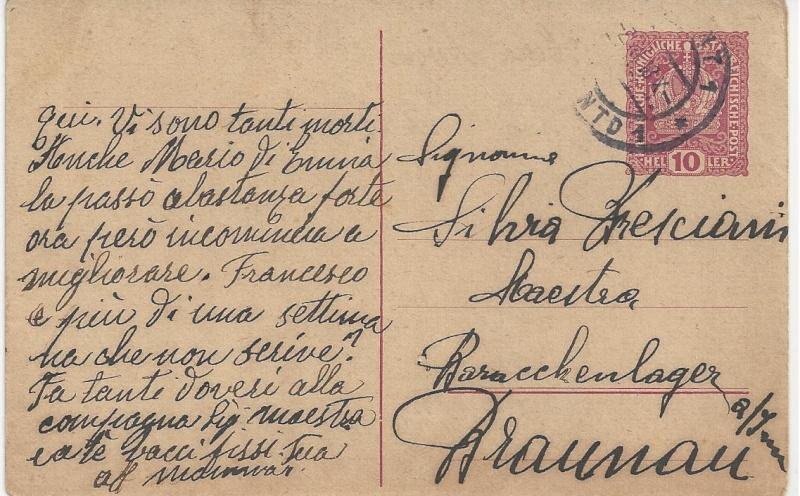 1914 - 1918   Der Untergang der K.u.K. Monarchie - Seite 3 Bild_470