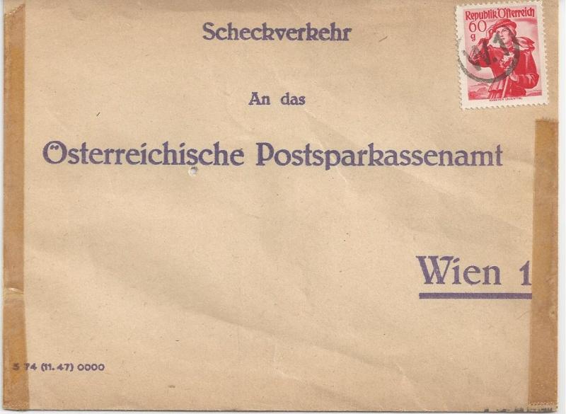 Briefe / Poststücke österreichischer Banken - Seite 2 Bild_472