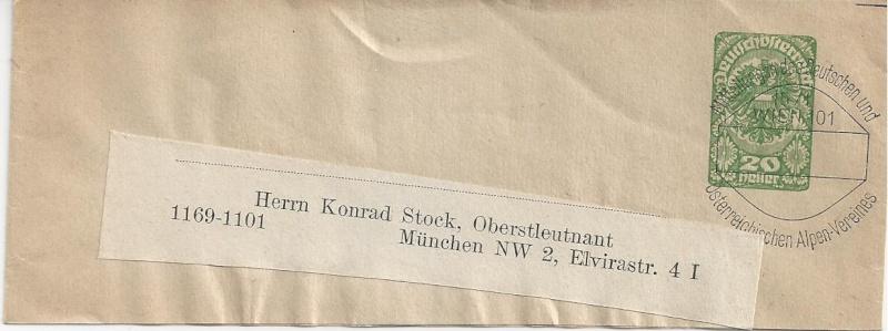 Inflation in Österreich - Belege - 1918 bis 1925 - Seite 3 Bild_479
