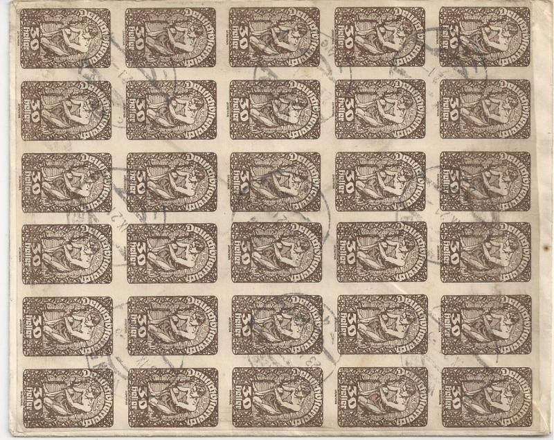 Inflation in Österreich - Belege - 1918 bis 1925 - Seite 3 Bild_482